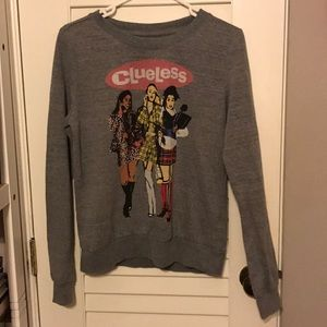 Forever 21 Clueless Sweater